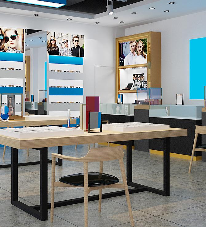 作为东莞最早的眼镜企业,创立于1984年的东宝眼镜甚至比东莞撤